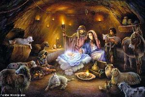 nascimento menino jesus