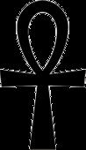 imagem cruz ansata