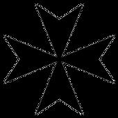 imagem da cruz de malta