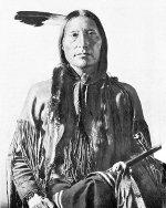 imagem de um índio algonquino