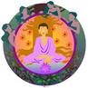 A Iluminação de Shakyamuni Buda. <br><br>Palavras-chave: iluminação, Buda, tradições orais