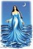 Deusa da nação de Egbé, nação Ioruba onde existe o rio Yemojá (Iemanjá), ficou conhecida no Brasil como rainha das águas e mares. Orixá muito respeitada e cultuada, é tida como mãe de quase todos os Orixás. Por isso a ela também pertence a fecundidade.  <br><br> Palavras-chave: ritos, festas, tradição, Iemanjá, Oxum, Candomblé, Rainha do Mar, pescadores, paisagem religiosa