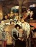 O Yom Kipur é um dos dias mais importantes do judaísmo. Os judeus tradicionalmente observam esse feriado com um período de jejum de 25 horas e oração intensa, iniciando no crepúsculo do décimo dia do mês hebreu de Tishrei (que coincide com Setembro ou Outubro). A imagem mostra alguns judeus na frente do Muro das Lamentações em Israel na Palestina.<br><br>  Palavras-chave: judeus, judaísmo, Yom Kipur, Israel, Palestina, hebreus, Muro das Lamentações, Tishrei, calendario sagrado, paisagem religiosa