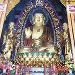 Buda com Cruz suástica