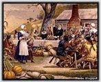 Os primeiros Dias de Ação de Graças na Nova Inglaterra eram festivais de gratidão a Deus, em agradecimento às boas colheitas anuais. Por esta razão, o Dia de Ação de Graças é festejado no outono, após a colheita ter sido recolhida, e é comemorado na penúltima quinta-feira de novembro. <br><br> Palavras-chave: Ação de Graças, festival, gratidão, colheita, Nova Inglaterra, ritos, tradição, paisagem religiosa, universo religioso.