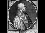 O mandato de Celestino IV à frente da Igreja Católica foi curto: durou apenas 17 dias, entre outubro e novembro de 1241. <br> <br> Palavras-chave: papa, cristianismo, Celestino, poder, papado.