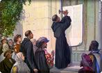 O dia da Reforma Protestante é celebrado pelos Luteranos e outras igrejas cristãs que tiveram como origem, mesmo que distante, a Reforma Protestante iniciada por Martinho Lutero, no dia 31 de outubro de 1517. <br><br> Palavras-chave: Reforma Protestante, luterano, igreja, cristianismo, Martinho Lutero.